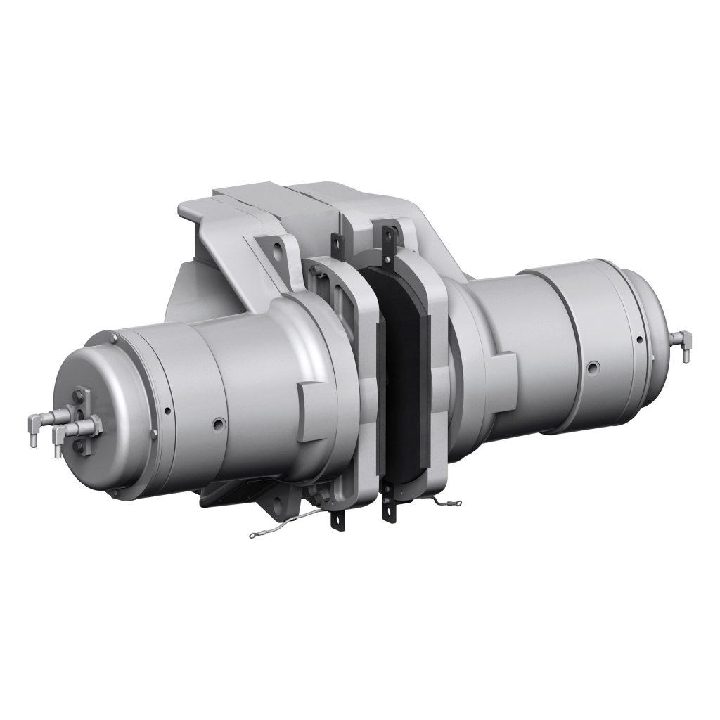 Hydraulic brake Vulkan DID-CO شرکت توسعه صنایع دی دیدکو واگن برگردان شرکت توسعه صنایع رابین دی ترمز هیدرولیک